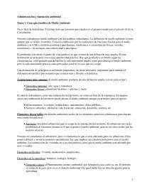 Derecho ambiental (resumen 1)