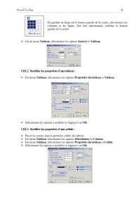 Notes sur la conception de page web avec frontpagecrise - 2° partie