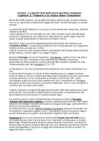 diritto medievale e moderno(1)