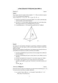 Exercices de modélisation mathèmatique – correction 21