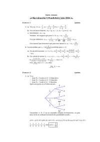 Correction - exercices – algèbre – 5
