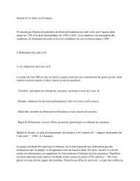 Notes sur l'introduction au Droit - 2° partie