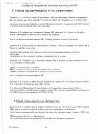Exercices sur l'étiqueteuse à transfert thermique - correction