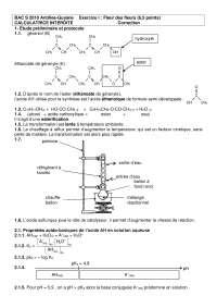 Examen de chimie analytique 8 - correction