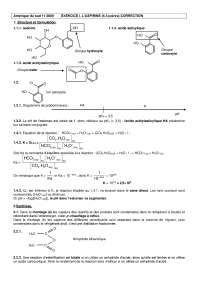Examen de chimie analytique 2 - correction