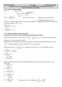 Exercices de physique des dispositifs 7 - correction