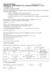 Contrôle de chimie physique 10 - correction