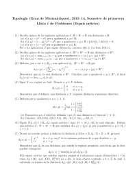 Llista de problemes 1