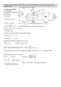 Contrôle de physique mathématiques 5 - correction