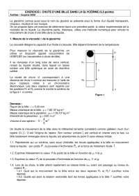 Exercitations de physique mathématiques 7
