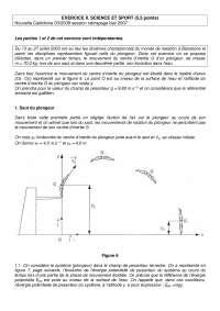 Exercitations de physique mathématiques 6 - correction