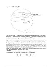 Notes de sciences mathèmatiques 12- 3° partie