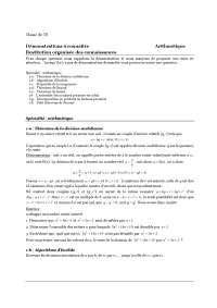 Exercices de statistiques - 10