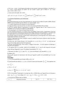 Sciences statistiques - Exercice 4 - 3° partie