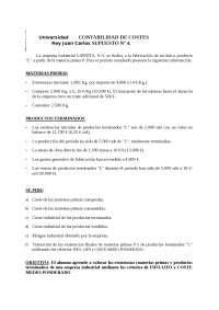 Tema 3, conta analitica