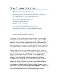 tema 1 politica economica