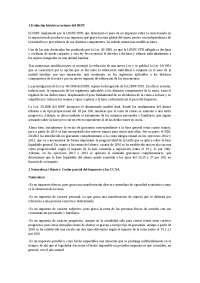 Evolución del IRPF - Derecho tributario