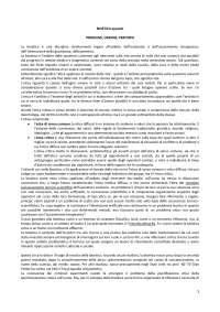 Appunti corso di Bioetica - Borsellino Patrizia
