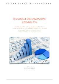 Economia e organizzazione aziendale T-AB