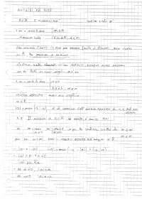 Appunti di Analisi Matematica AB
