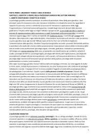 Riassunto Manuale di psicologia giuridica minorile - Patrizi