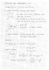 Appunti del corso di Meccanica degli azionamenti