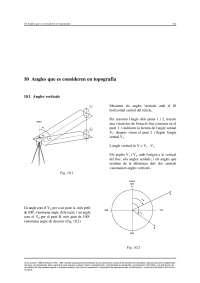 Teoria de la topografía: notes completes