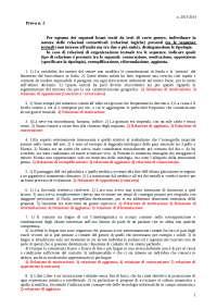 Prova 2 - Relazioni - Svolgimento - Tecniche Espressive dell'Italiano - Gilardoni