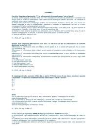 reti di calcolatori - quiz 3