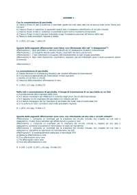 reti di calcolatori - quiz 2