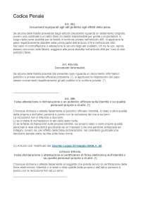 Diritto Penale Informatica per il Management Bologna