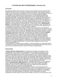 Riassunto Il sistema dell'arte - Francesco Poli