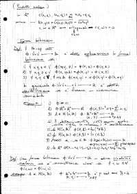 Appunti di Geometria analitica e algebra lineare - 2
