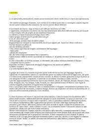 Riassunto Arte del Novecento - Gallo Zucconi