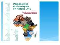 Perspectivas economicas de africa