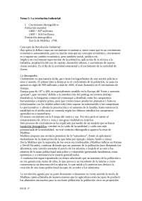 Contemporanea de España tema 1