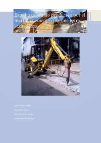 Apuntes ingeniería UPM: estudio consecuencias por ruido de martillo neumático