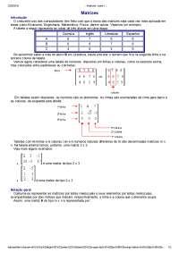. matrizes parte 1