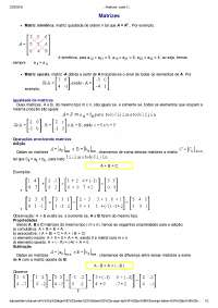 . matrizes parte 3