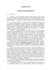 Metodologia de projeto parte 2