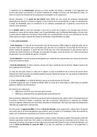 Apuntes Historia Contemporánea de España y de las Instituciones Jurídico-Políticas UV