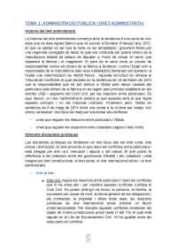 Dret administratiu UdG - Derecho Administrativo UdG