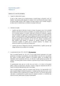 Apuntes Derecho Mercantil UPO: la junta general