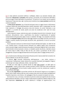 """Riassunto """"Le grandi linee della storia giuridica medievale"""" - E. Cortese"""