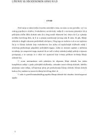 Lisenje slobode seminarski rad iz krivično procesnog prava