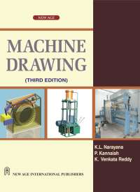 Machine drawing book, k.l. venkata, 2006 (edited)