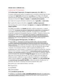 Diritto commerciale i campobasso español
