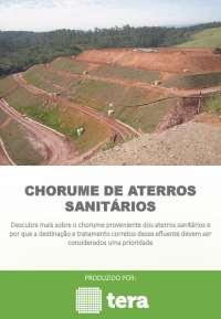 Guia - Chorume de Aterros Sanitarios, Notas de estudo de Engenharia Florestal