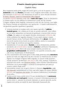 Riassunto Storia del teatro e dello spettacolo, Perrelli, Alonge