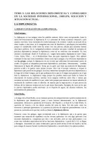 Derecho Diplomatico